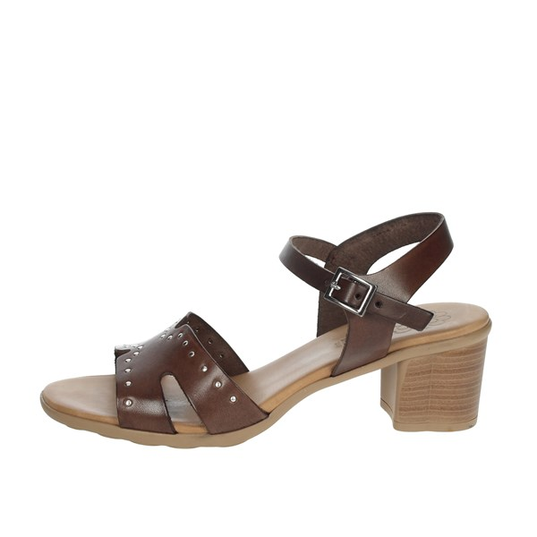 Porronet Shoes Sandal Brown FI2626