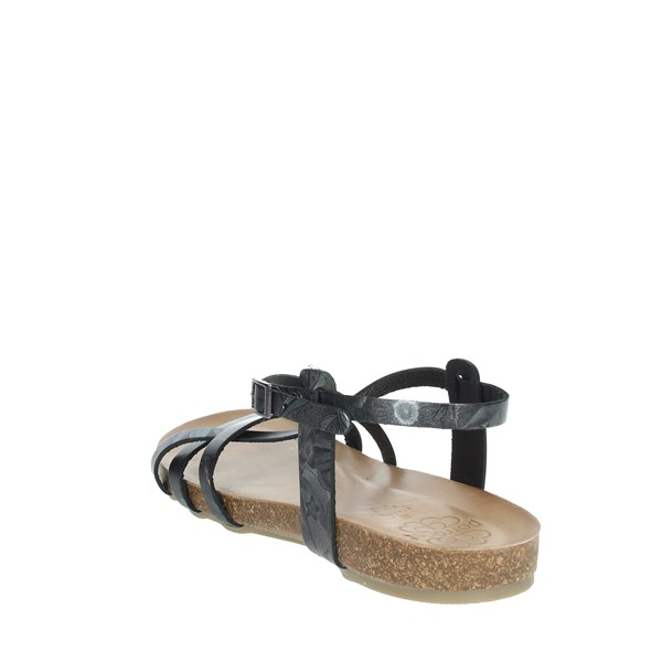 Porronet Shoes Sandal Black FI2615