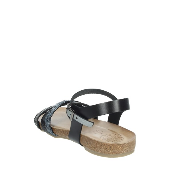 Porronet Shoes Sandal Black FI2613