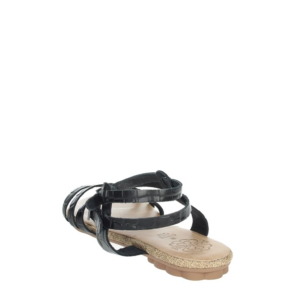 Porronet Shoes Sandal Black FI2603