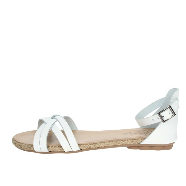 Porronet Shoes Sandal White FI2604