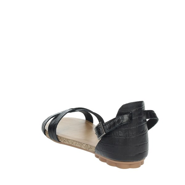 Porronet Shoes Sandal Black FI2604