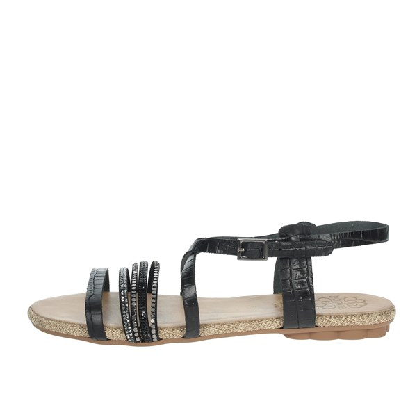 Porronet Shoes Sandal Black FI2616