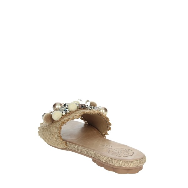 Porronet Shoes Clogs Beige FI2608