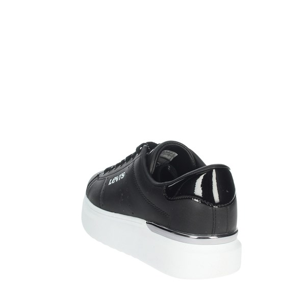 Levi's Shoes Sneakers Black ELLIS MAX