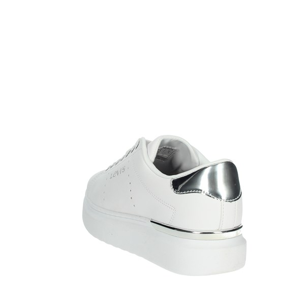 Levi's Shoes Sneakers White ELLIS MAX