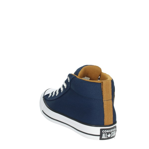Converse Shoes Sneakers Blue 170395C