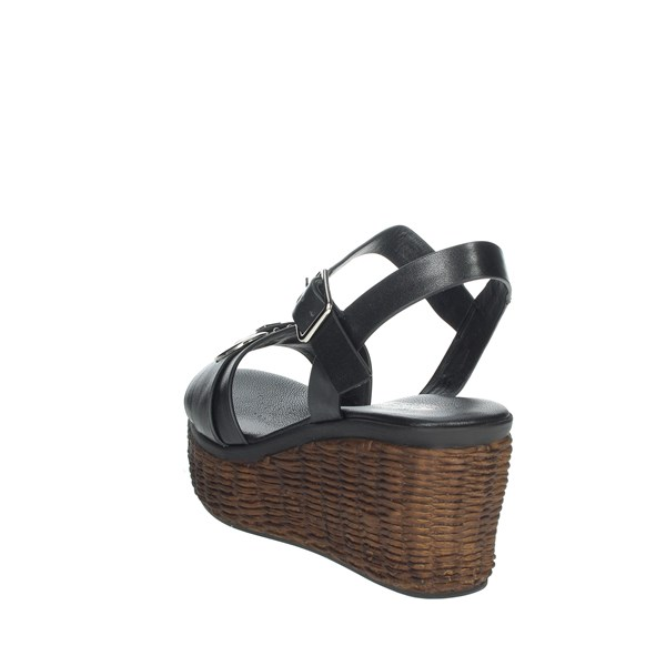 Repo Shoes Sandal Black 18291-E1