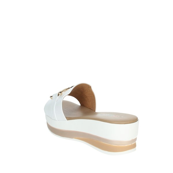 Repo Shoes Clogs White 13106-E1