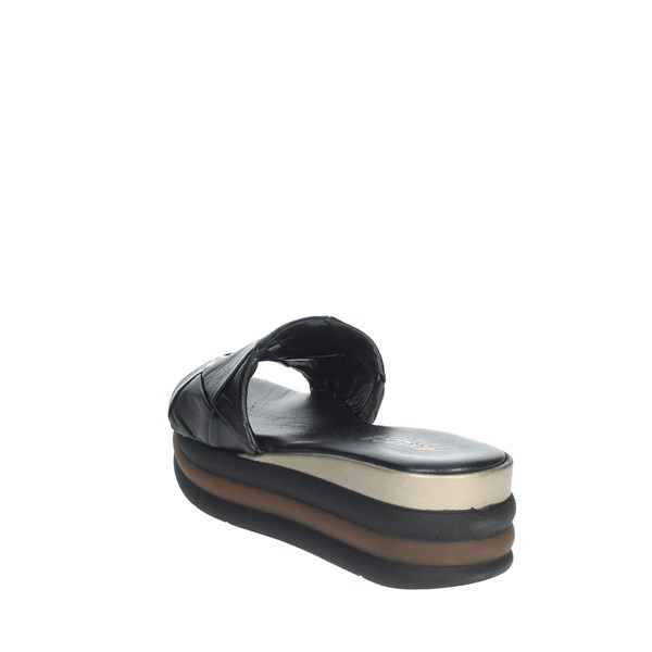 Repo Shoes Clogs Black 12101-E1