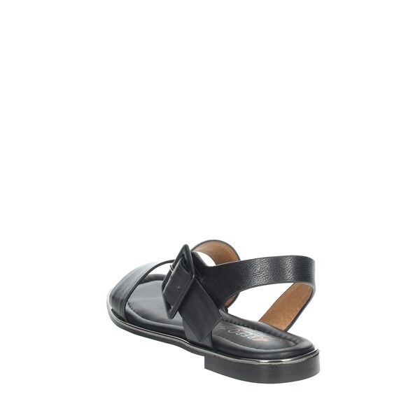 Repo Shoes Sandal Black 71634-E1