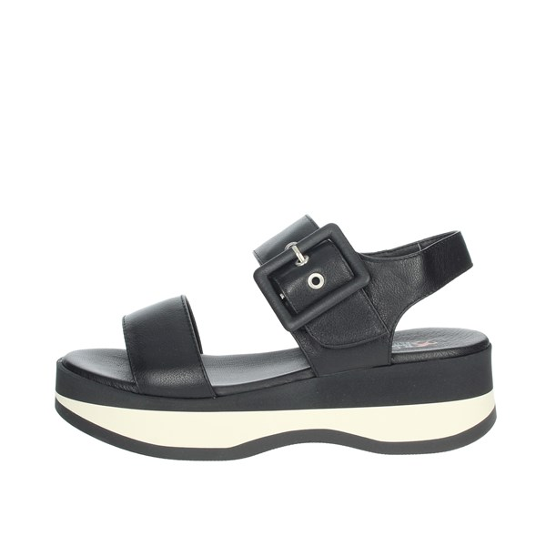 Repo Shoes Sandal Black 62299-E1