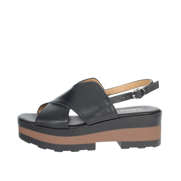Repo Shoes Sandal Black 61216-E1