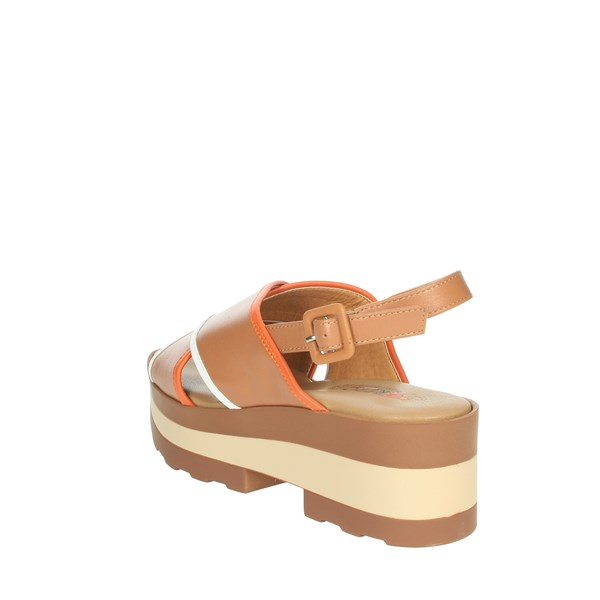 Repo Shoes Sandal Brown leather 61251-E1