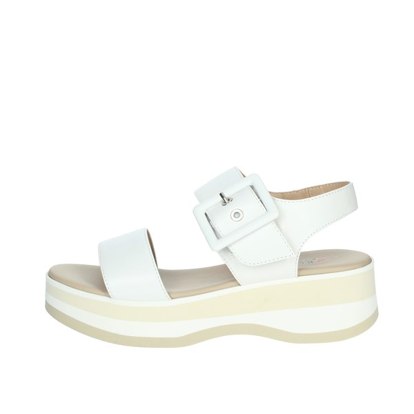 Repo Shoes Sandal White 62299-E1