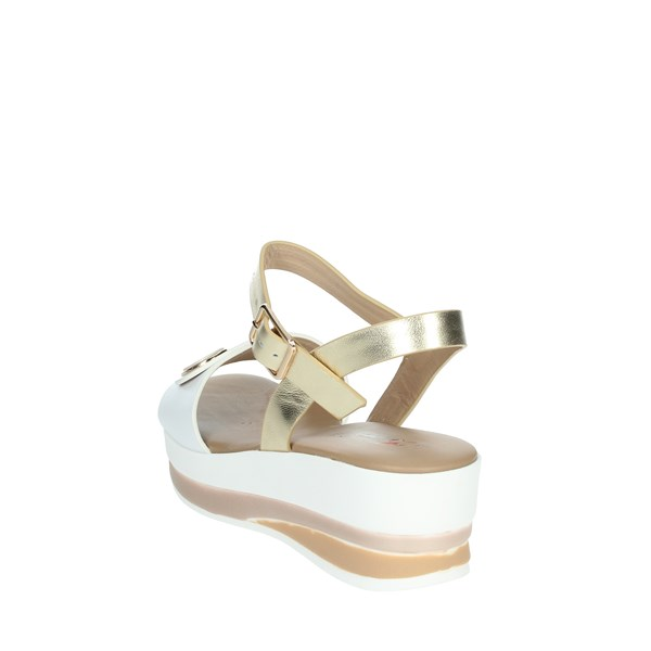 Repo Shoes Sandal White 13211-E1