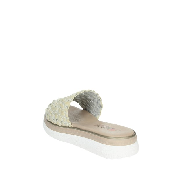 Repo Shoes Clogs White 10100-E1