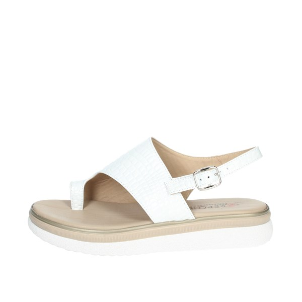 Repo Shoes Sandal White 10297-E1