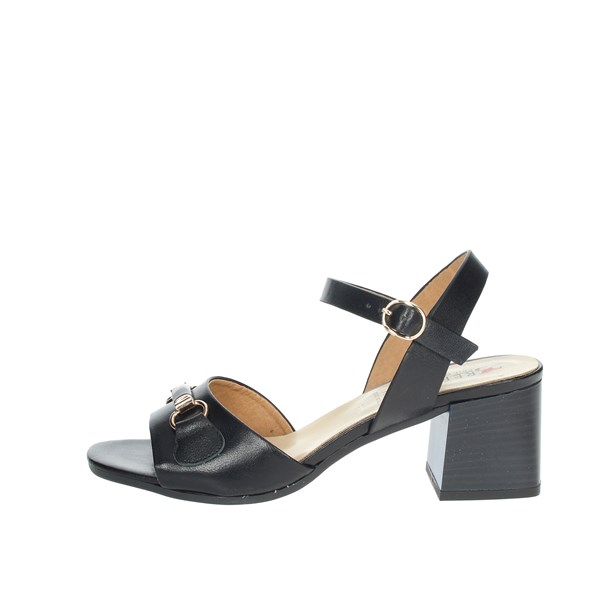 Repo Shoes Sandal Black 30628-E1