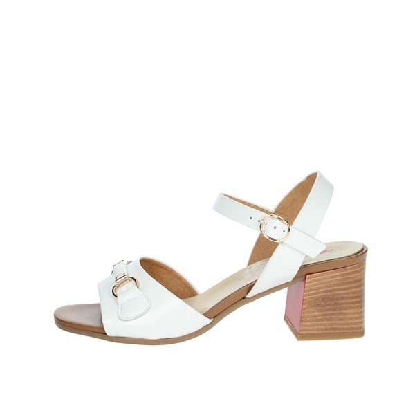 Repo Shoes Sandal White 30628-E1