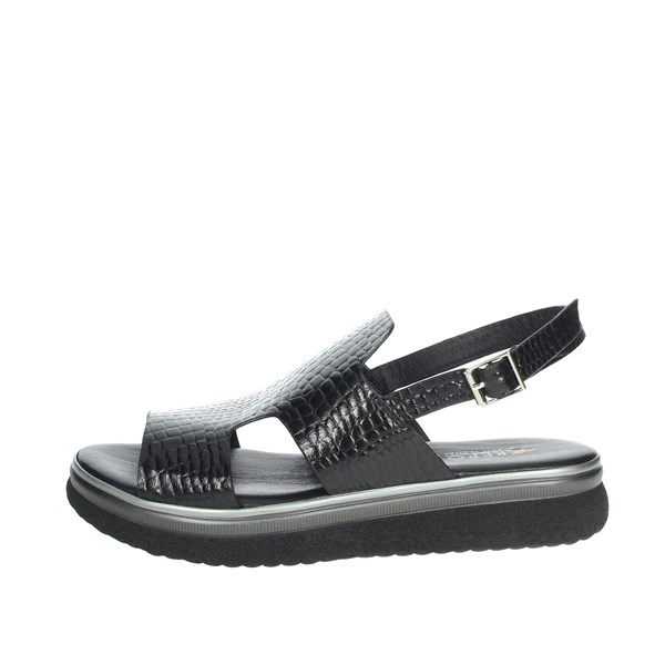 Repo Shoes Sandal Black 10279-E1