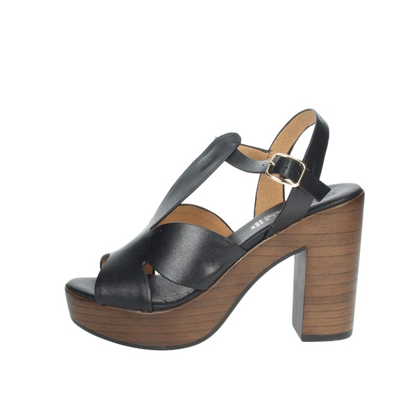 Repo Shoes Sandal Black 56247-E1
