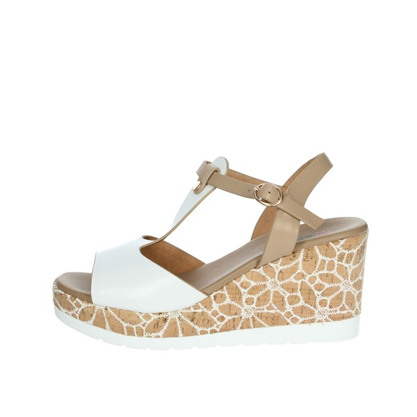 Repo Shoes Sandal White/beige 51233-E1