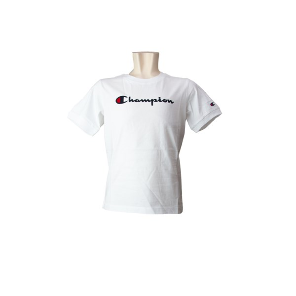 Champion Clothing T-shirt White 403770-F19