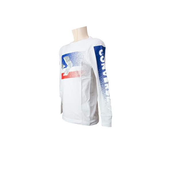 Converse Clothing T-shirt White 869549-001