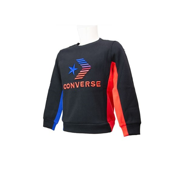 Converse Clothing Sweatshirt Black 869589-023