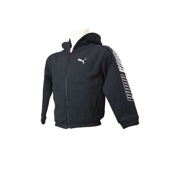 Puma Clothing Sweatshirt Black 580225