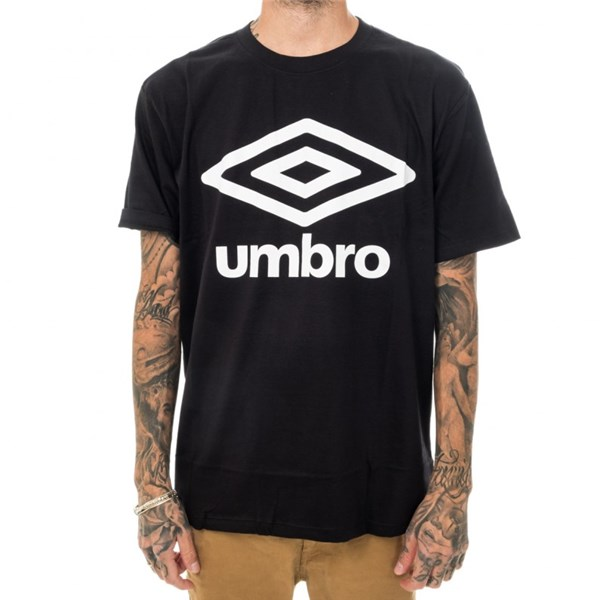 Umbro Clothing T-shirt Black RAP00091B