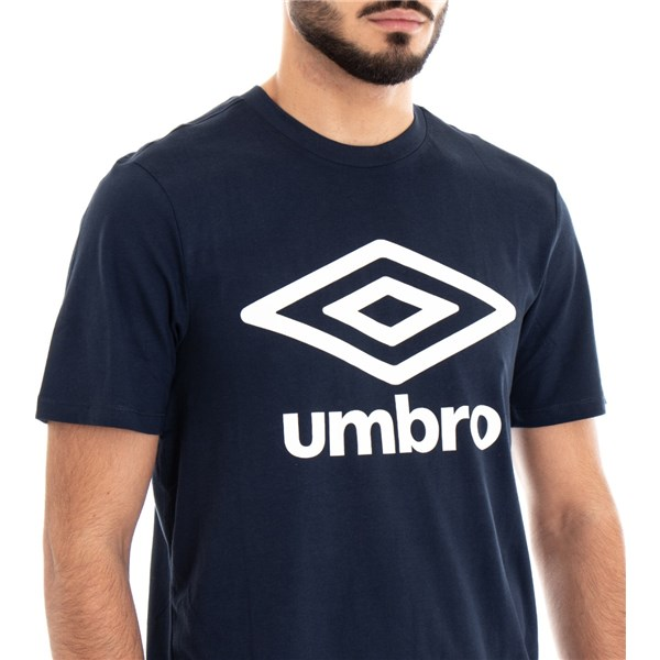 Umbro Clothing T-shirt Blue RAP00091B