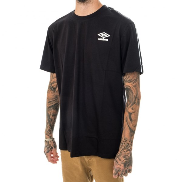 Umbro Clothing T-shirt Black RAP00110B