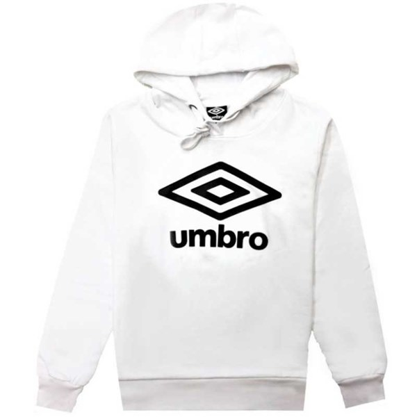 Umbro Clothing Sweatshirt White RAP02051B