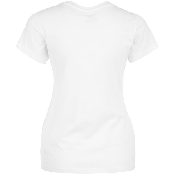 New Balance Clothing T-shirt White WT91546