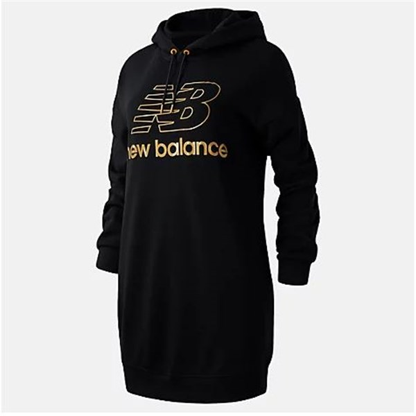 New Balance Clothing Dresses Black WD03501