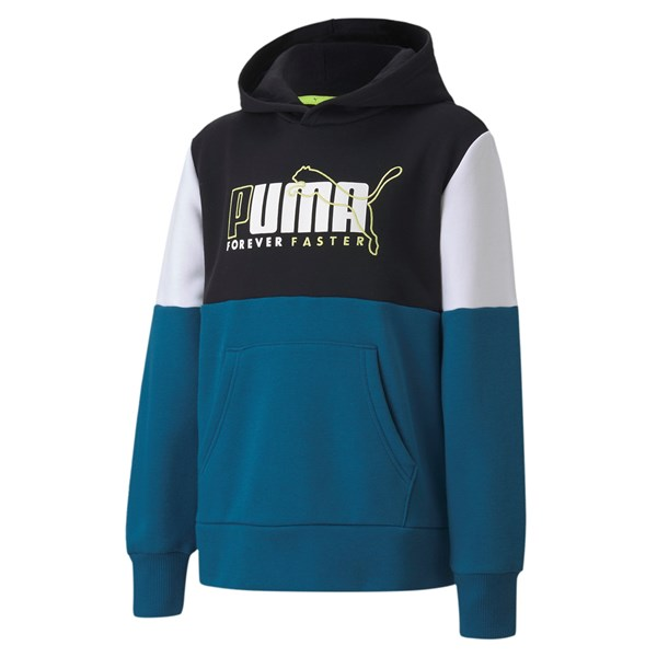 Puma Clothing Sweatshirt Blue/Black 583195