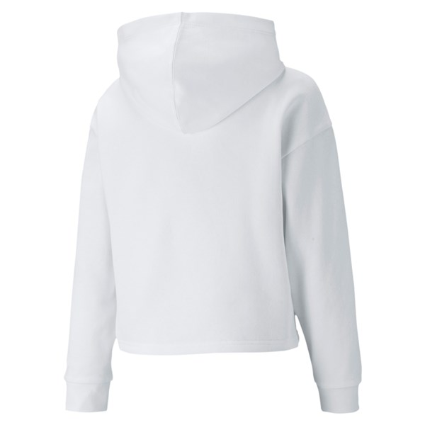 Puma Clothing Sweatshirt White/Black 584484