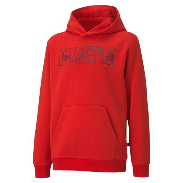 Puma Clothing Sweatshirt Red 583236
