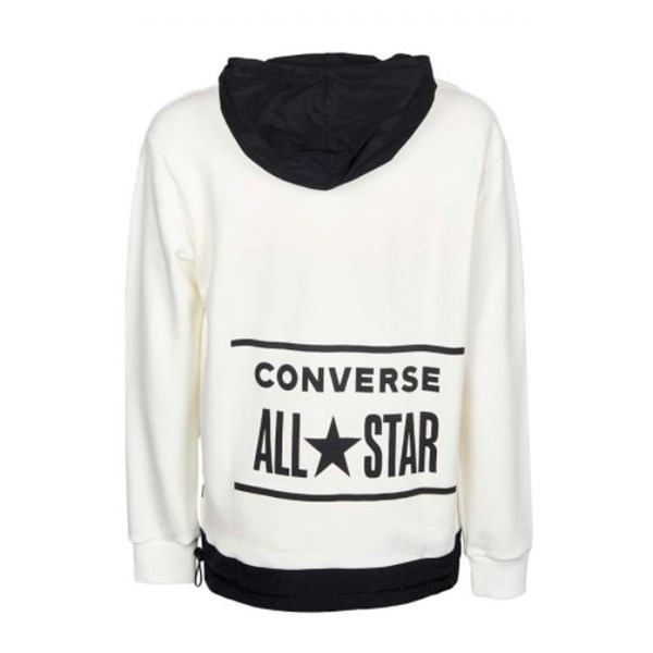 Converse Clothing Sweatshirt Creamy white 10021313-A02
