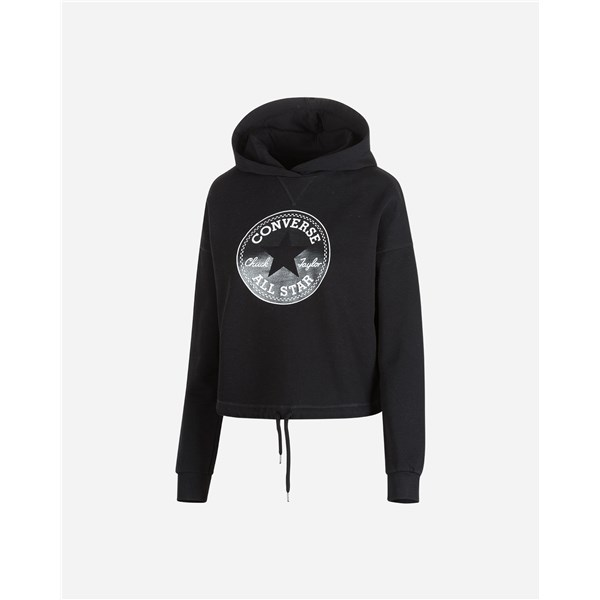 Converse Accessories Sweatshirt Black 10021353-A01
