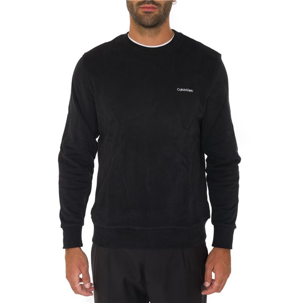 Calvin Klein Clothing Sweatshirt Black K10K103088