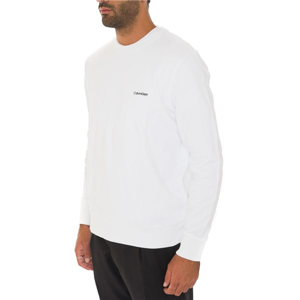 Calvin Klein Clothing Sweatshirt White K10K103088