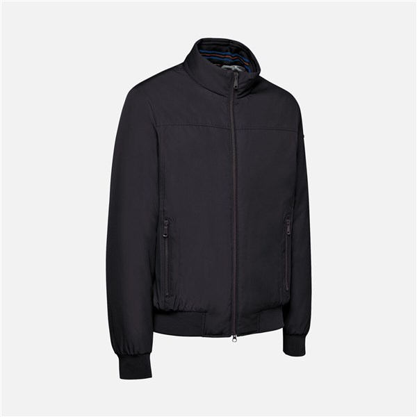 Geox Clothing Sweatshirt Black M0420C