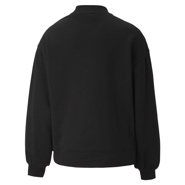 Puma Clothing Sweatshirt Black 583302