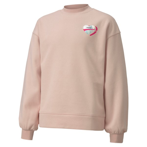 Puma Clothing Sweatshirt Rose 583302