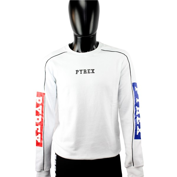 Pyrex Clothing Sweatshirt White PB40766