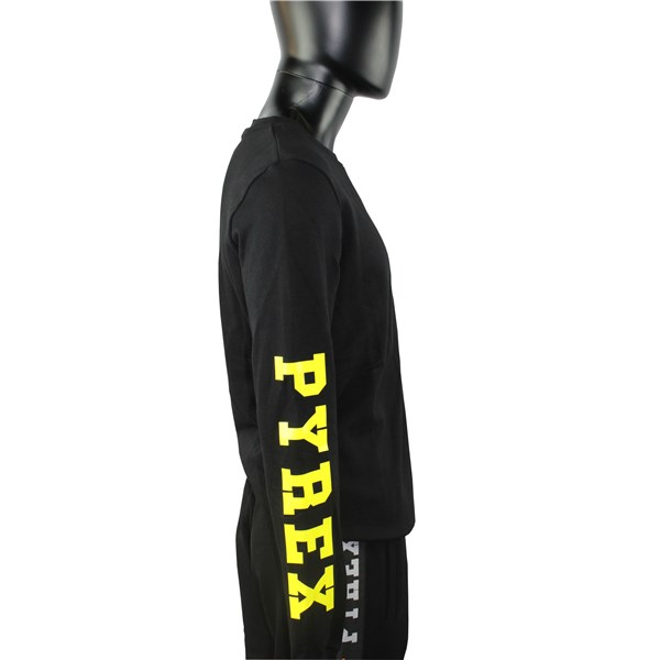 Pyrex Clothing Sweatshirt Black PB40774