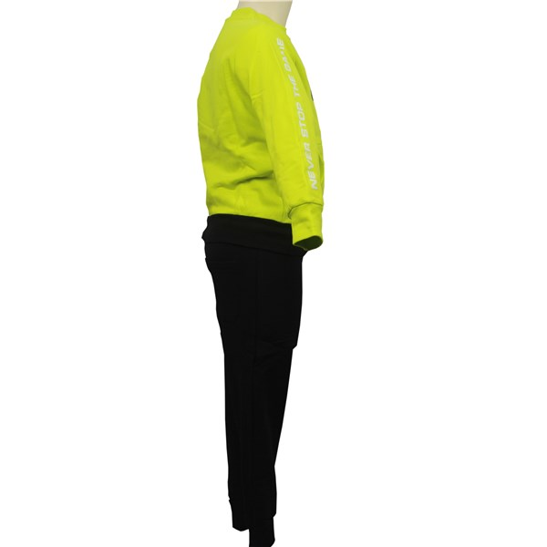 Givova Clothing Outerwear BLACK / LIME 7431T0034